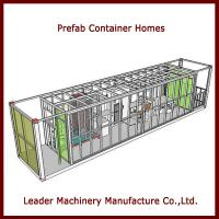 Prefab Shipping Container Homes , Modular Container Accommodation Manufactures