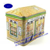 China Hot Gift Promotional Box , Gift Food packaging Box , metal Tin Box from China Wholesaler on sale