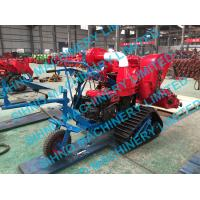 14 HP diesel engine mini wheat rice combine harvester Manufactures