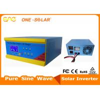 600W Low Frequency Solar Power Converter 50/ 60hz Single Phase High Efficiency Manufactures