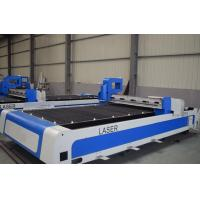 China High Speed Cnc Laser Steel Cutting Machine 800w Open Type Double Rack Mode Acrylic Crytal on sale