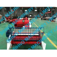 4L-0.7 mini paddy combine harvester , rice wheat Manufactures