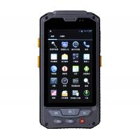 China Inventory Tracking Android 4.0 Handheld RFID Reader GPRS Bluetooth UHF 915MHZ Black wholesale