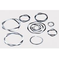 China Nested Wave Spring / Wave Disc Spring Washer SS316 SS 416 SS 420 Aluminum Al6061 Al6063 wholesale