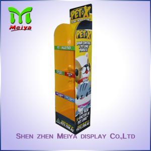 Custom Pop Cardboard Displays For Promotion, Cardboard Floor Display Stands Manufactures