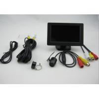 4.3 Inch Standalone Monitor With Waterproof Vehicle Reversing Camera Set