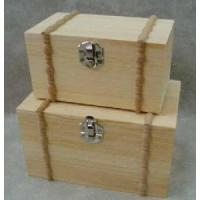China Unfinished Wood Box (LH1150) on sale