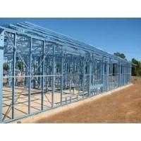 Customized Industry Structure Steel Sheds With Bridge Cranes Inside Manufactures