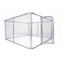10x10x6ft Outdoor galvanized chain link extra large dog cage Manufactures