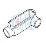 China 4 Inch Conduit Body,Industrial Metal Rigid Threaded Conduit Body ,LL Type Aluminum Threaded Rigid Conduit Body wholesale