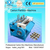 High Speed Paper Carton Making Machine / Corrugated Boxes Manufacturing Machines Manufactures