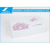 Drawer Shape C2S Paper 4C Printing Rectangle Cardboard Boxes With EVA Padding Manufactures