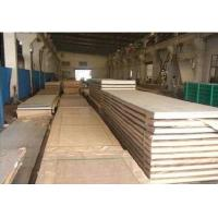 China JIS Aisi Cold Rolled Stainless Steel Sheet , 316L Stainless Steel Plate wholesale