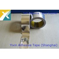 aluminium adhesive tape  foil backed tape   aluminum foil tape for thermal insulation board  heat insulation material Manufactures
