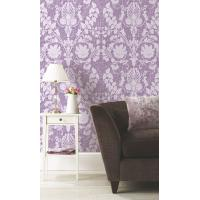 Buy cheap IDEAL HACIENDA Nonwoven Foam Wallpapers , Flocking and Flower from wholesalers