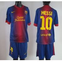 2012 club football jersey barcelona messi Manufactures