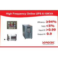 2KVA/1.8KW On Line UPS Support Maximum 3 Units for Parallel Working Manufactures
