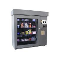 Self Service DVD Vending Kiosk , Coin Operated Multifunction Beer Vending Machines Manufactures