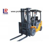 China 1.5 - 1.8T Nissan Engine Warehouse Material Handling Equipment Dual Fuel Gas LPG Forklift on sale