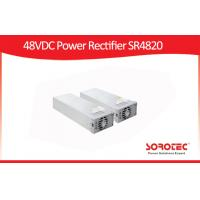 High Power Efficiency 92% SR -4820 Power Supply 48vdc 80-300vac Input Voltage Manufactures