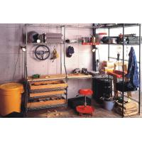China 21 Depth Custom Garage Metal Storage Open Steel Wire Metal Shelving on sale