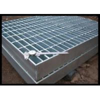 OEM Welding, Punching Stainless Steel Bar Gratings BS4592-1987 for chemical industry Manufactures