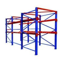 China Industrial Storage Equipment Selective Drive in Pallet Rack Corrosion protection on sale