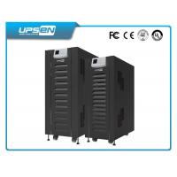 Three phase in three phase out low frequency online UPS with isolation transformer Manufactures