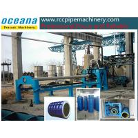 China Favorite compare concrete cement pipes making machine (suspension roller type) wholesale
