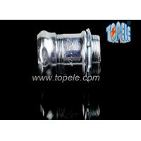 """High Quality Hot Sale EMT Steel Compression Connector / 1/2"""" to 4"""" Electrical EMT Conduit Fittings Manufactures"""