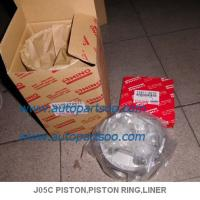 WHOLESALE Hino J05C PISTON RING H07D H07C H06C EH700 Piston Pin For Hino Truck Manufactures