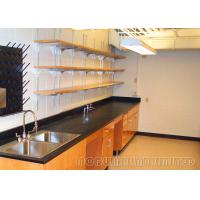 All Wood Frame Modular Laboratory Furniture ISO9001 Certificated M-0003BR