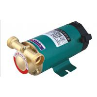 China IP54 Home Water Booster Pump With Aluminium Or Stainless Steel  Motor Housing on sale