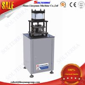 China In stock Aluminum Windows Doors Penumatic Punching Machine on sale