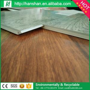 Public buildings Color customized wpc pure color pvc commercial flooring