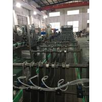 20kw Glass / PET Bottle Shrink Packing Machine With Touch Screen PLC Control System