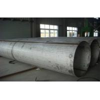 Thin Wall TIG Welded Stainless Steel Pipe For Handrail 201 304 Grade