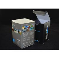 OEM / ODM Customized GoPro Accessories Packaging Paper Boxes with Spot UV Gloss Manufactures