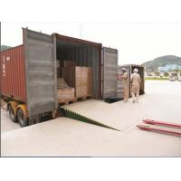 China Hot sale! Fixed hydraulic dock ramp DCQ6-0.55-forklift cargo handling auxiliary equipment on sale