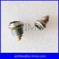 Metal 4 pin equivalent lemo car cable connector Manufactures