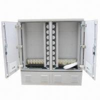 Telecom Outdoor Cabinet with 19-inch Rack Mounting Bracket on Both Sides Manufactures
