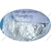 Anabolic Steroid Hormones Metandienone/ Dianabol/ Methandienone/ D-bol Powder for Men Muscle Growth