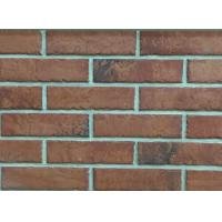 Light Weight 3D Thin Veneer Brick For Exterior / Interior Wall Decoration