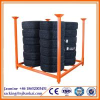 High quality logstic&warehouse used steel stack rack,steel post pallet Manufactures