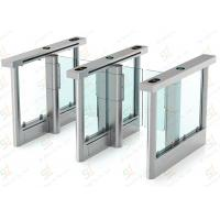 Buy cheap High Speed Swing Barrier Gate, 304 Stainless Steel Counter Turnstile Speedlane from wholesalers