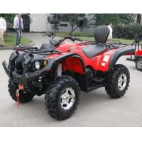 China 1 - Cylinder 700cc Atv Utility Vehicles 4 - Stroke , Rear Rack Two Seater Four Wheeler on sale