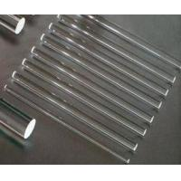 Clear Quartz Glass Rod Manufactures
