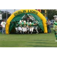 Customized American Football Team Entrance, Inflatable Tunnels Manufactures