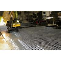 China Standard 0.3-6mm thickness perforated stainless steel sheet suppliers with  1219mm width on sale