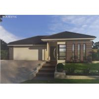 Modernization And Economic Prefab Bungalow Homes , Contemporary Prefab Home For Family Manufactures